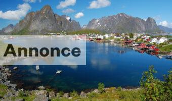 Ferie i Skandinavien – guide til sommerferie i Norge