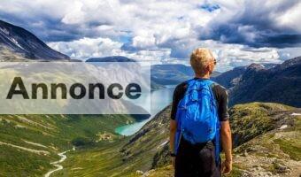 Tag på aktiv sommerferie til Norge